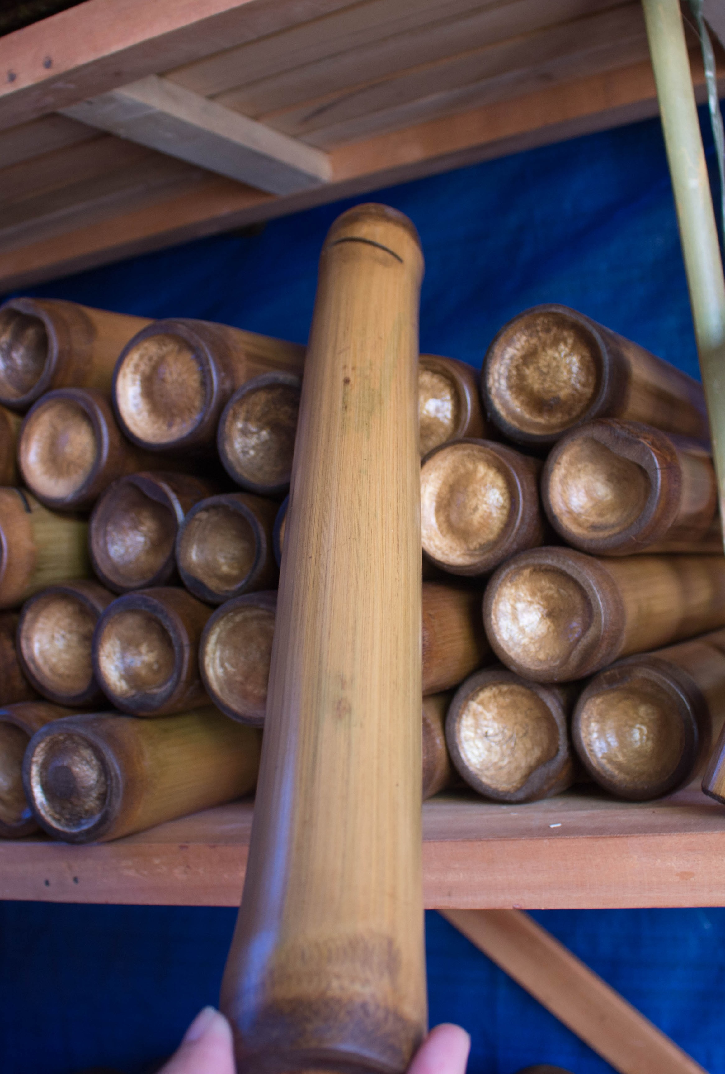 panagbenga bamboo craft